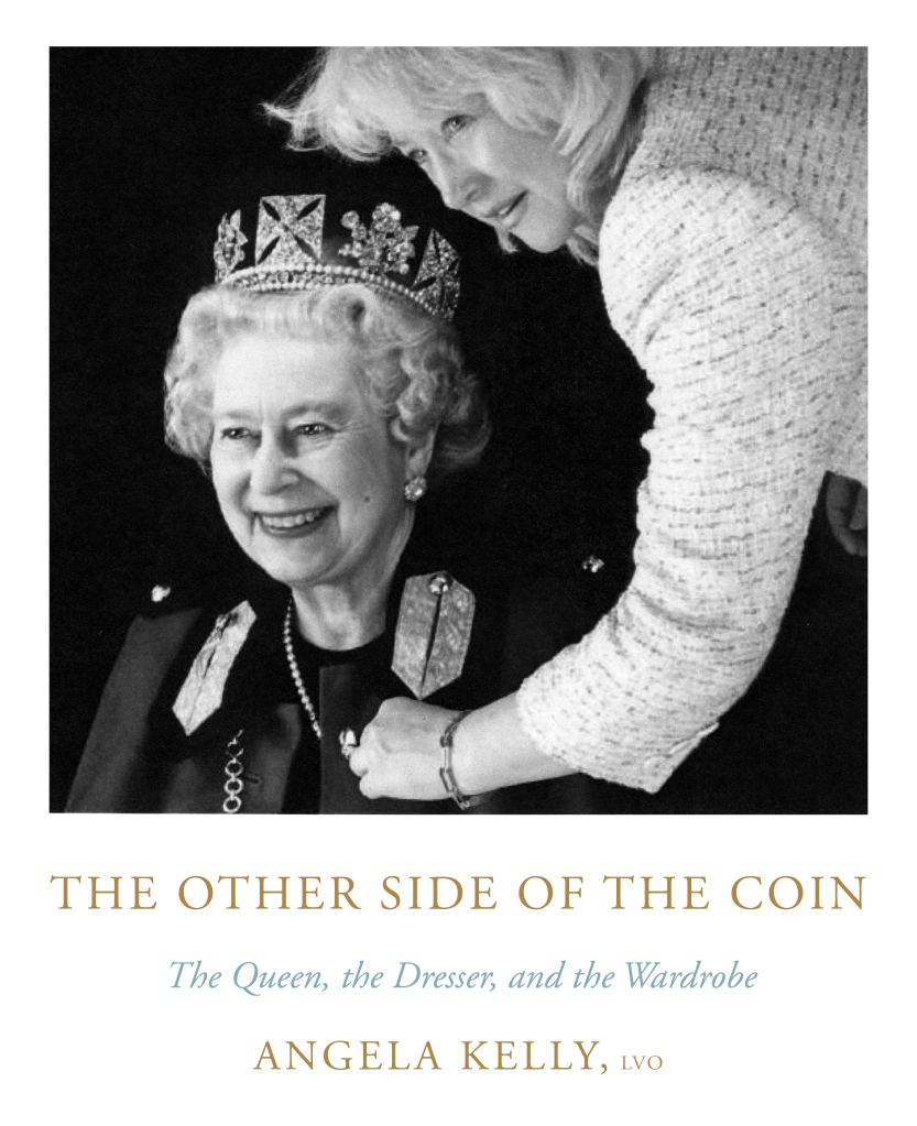 The Other Side of the Coin, The Queen, The Dresser and the Wardrobe Book Cover