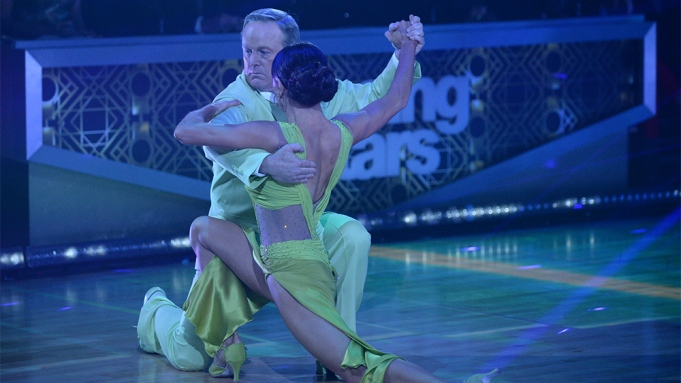 """DANCING WITH THE STARS - """"Boy"""