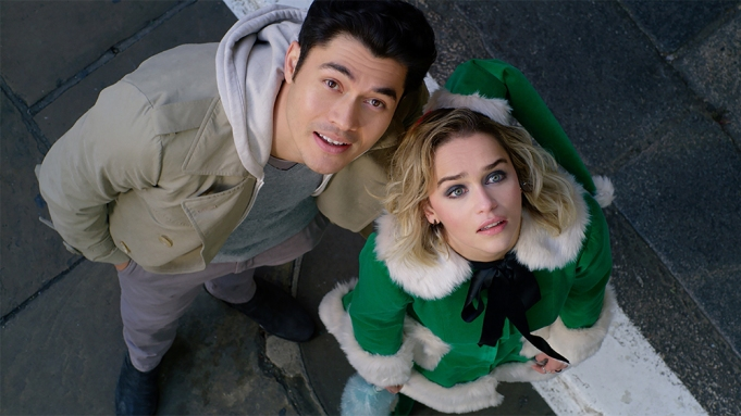 (from left) Tom (Henry Golding) and