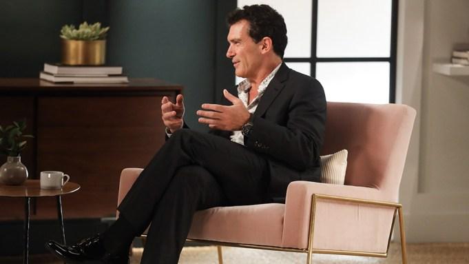 Antonio Banderas Actors on Actors