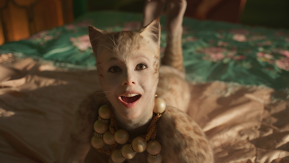 'Cats' Producers Respond to Twitter Trailer Backlash
