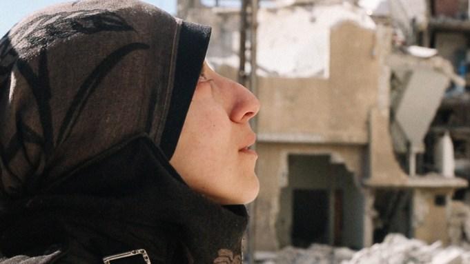Al Ghouta, Syria - Dr Amani