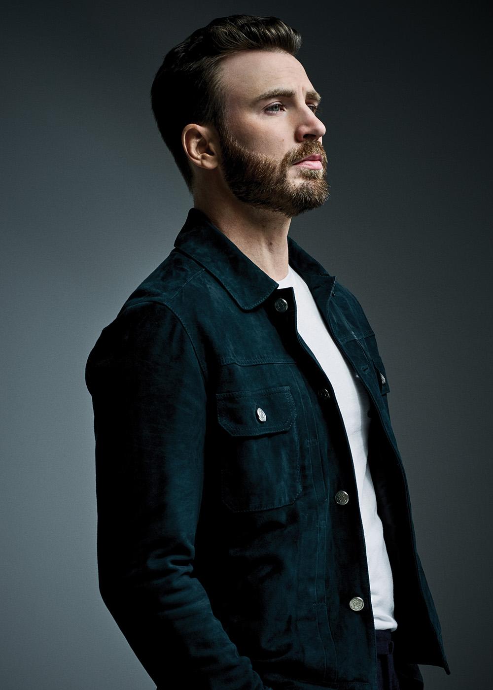 Chris Evans Actors on Actors