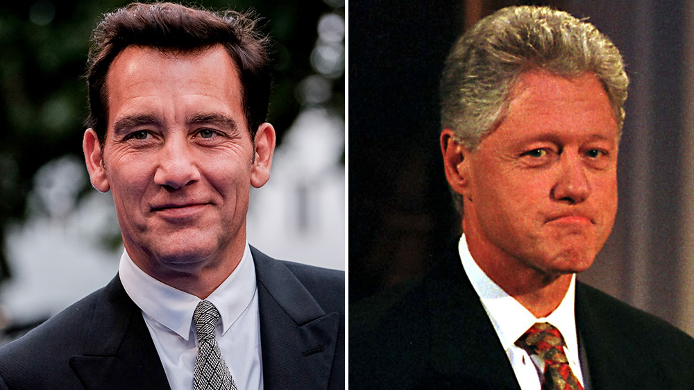 Impeachment: American Crime Story' Casts Clive Owen as Bill Clinton -  Variety