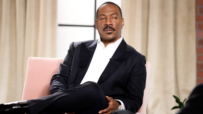 Eddie Murphy Actors on Actors
