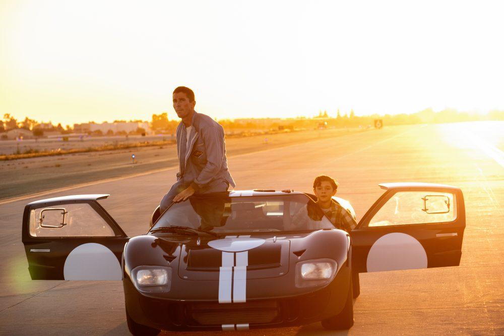 Ford V Ferrari Dp On How He Shot The Christian Bale Matt Damon Movie Variety