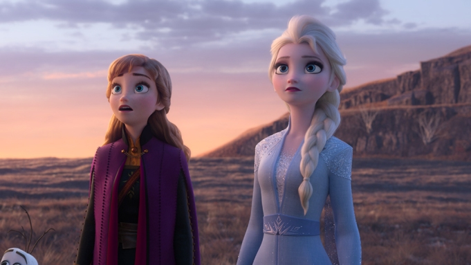 FROZEN 2 - In Walt Disney