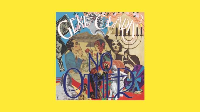 Gene Clark album cover