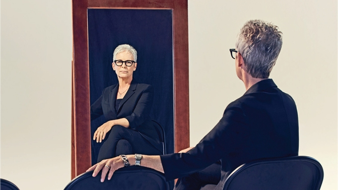 Jamie Lee Curtis Recovery Issue Variety-SQ