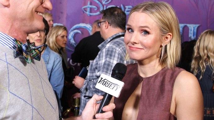 Kristen Bell Frozen 2
