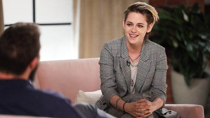 Kristen Stewart Actors on Actors
