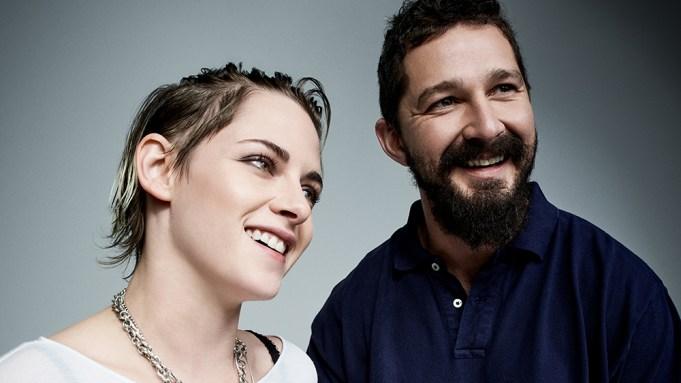 Kristen Stewart Shia LaBeouf Actors on