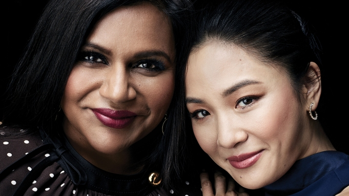 Mindy Kaling Constance Wu Variety Actors