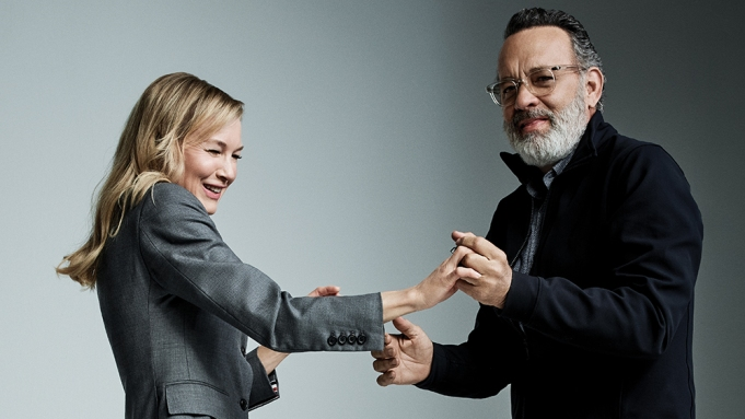 Renee Zellweger Tom Hanks Variety Actors