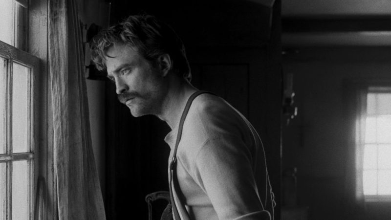 Robert Pattinson The Lighthouse Best Actor