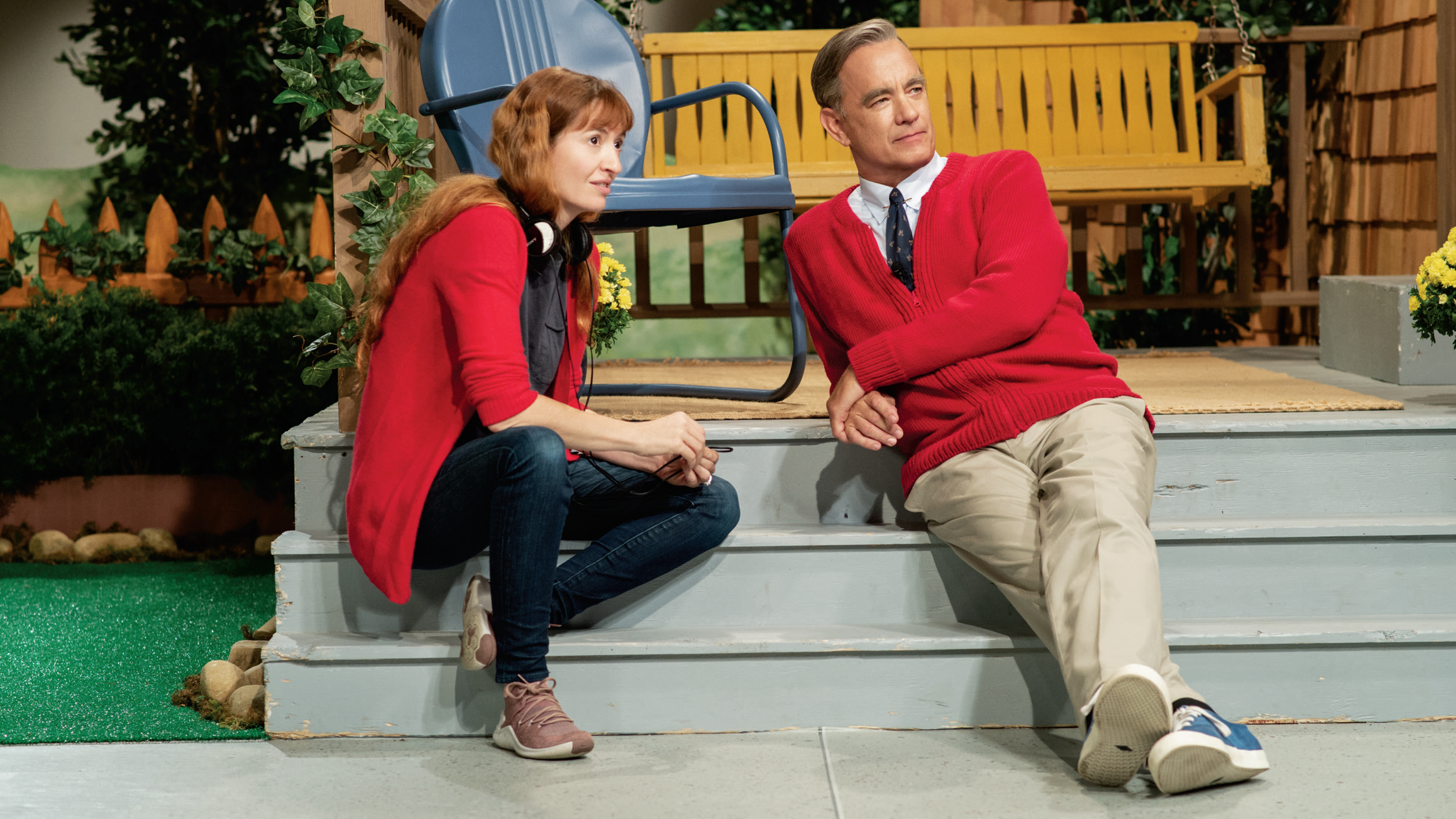 How Makeup, Hair and Costume Designers Turned Tom Hanks Into Fred Rogers
