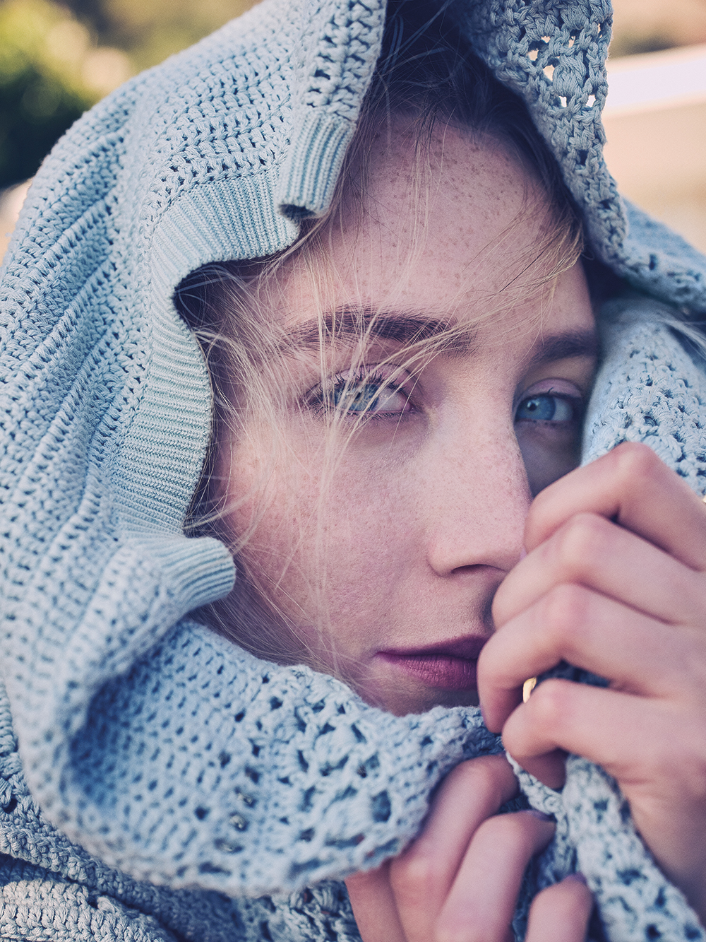 Saoirse Ronan Variety Cover Story