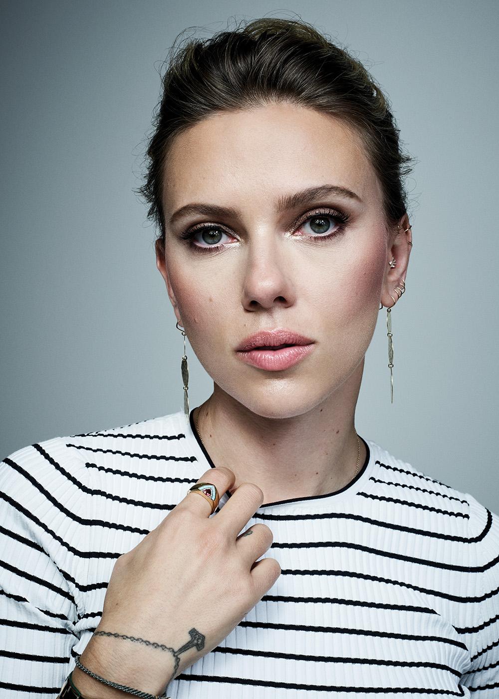 Scarlett Johansson Actors on Actors