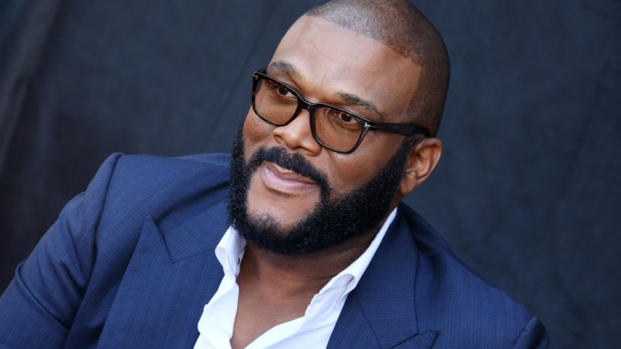 Tyler PerryTyler Perry honored with a