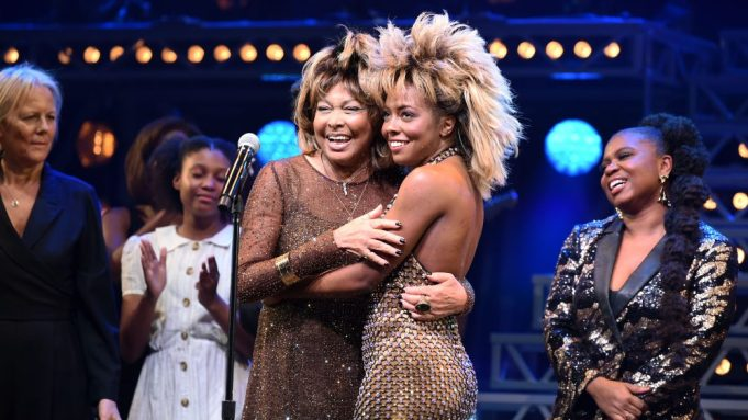 """Tina Turner on Her New Memoir """"Happiness Becomes You"""" - Variety"""