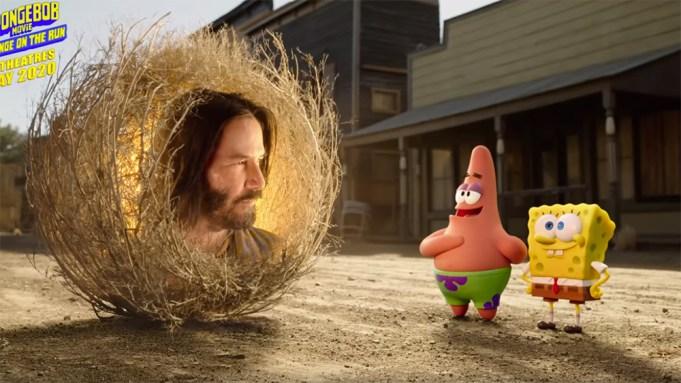 Sponge on the Run Trailer