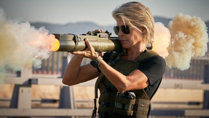 Linda Hamilton stars in Skydance Productions