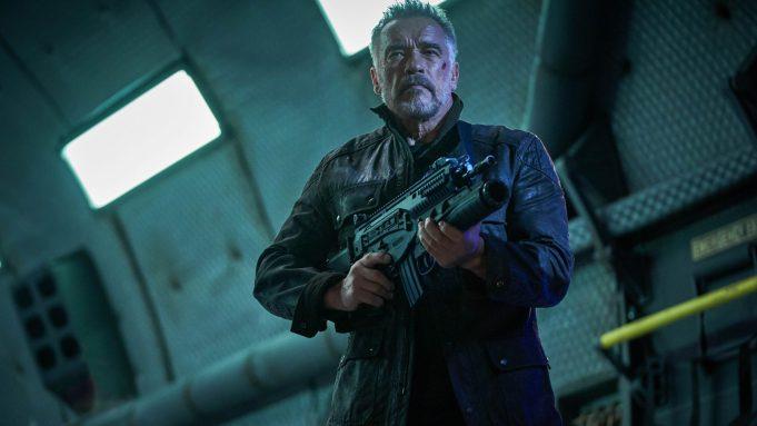 Arnold Schwarzenegger stars in Skydance Productions