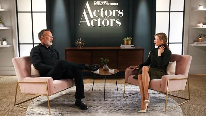 Tom Hanks Renee Zellweger