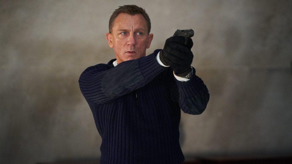 Daniel Craig Returns as James Bond in 'No Time to Die' Trailer