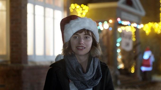 "Imogen Poots as Riley in ""Black"