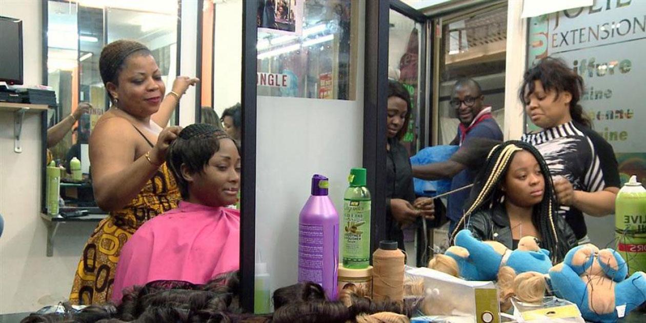 Chez Jolie Coiffure' Review Hair Salon Doc Finds Tragedy Amid ...