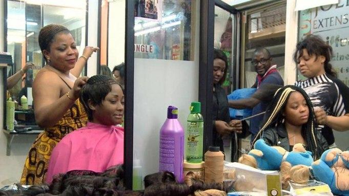 chez jolie coiffure' review: hair salon doc finds tragedy