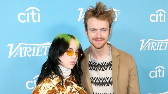 Billie Eilish and Finneas