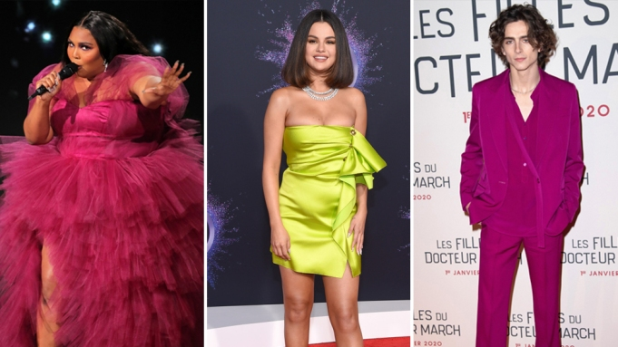 Red Carpet Fashion Predictions for 2020