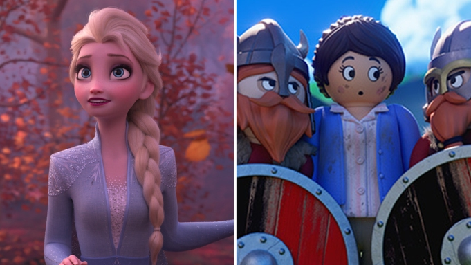Box Office: 'Frozen 2' Dominates for