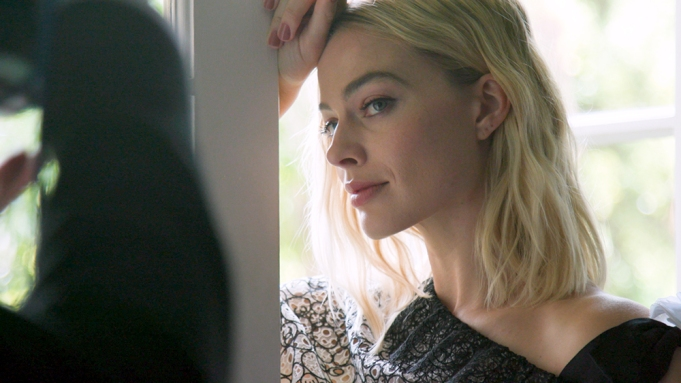 Margot Robbie cover shoot