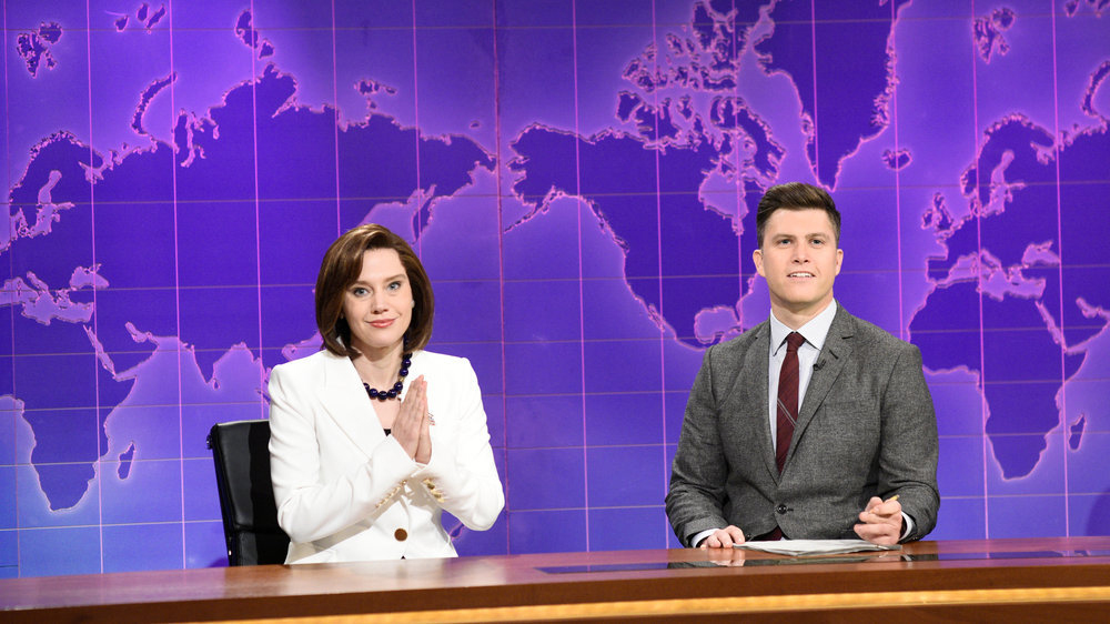 Colin Jost Mulls Snl Exit Post Election Exclusive Variety