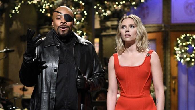 "SATURDAY NIGHT LIVE -- ""Scarlett Johansson"""