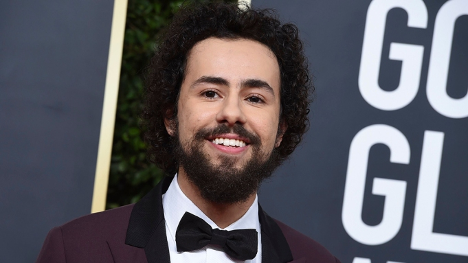 Ramy Youssef Golden Globes