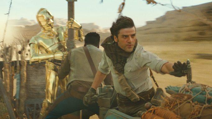 Star Wars Rise of Skywalker Finn
