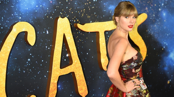 Taylor Swift 'Cats' film world premiere, Arrivals, Alice Tully Hall at Lincoln Center, New York, USA - 16 Dec 2019