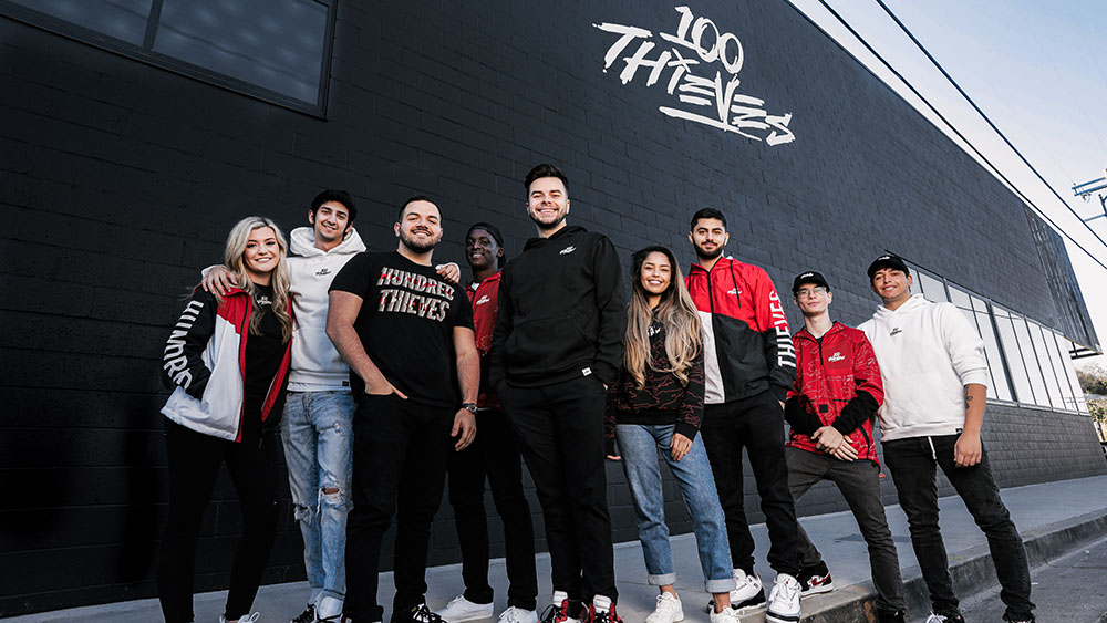 Tommey joins 100 Thieves Warzone pro team