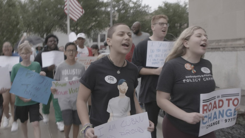Parkland Shooting Survivors Will Urge Youth Voters at Star-Studded Virtual 'Vote With Us' Rally