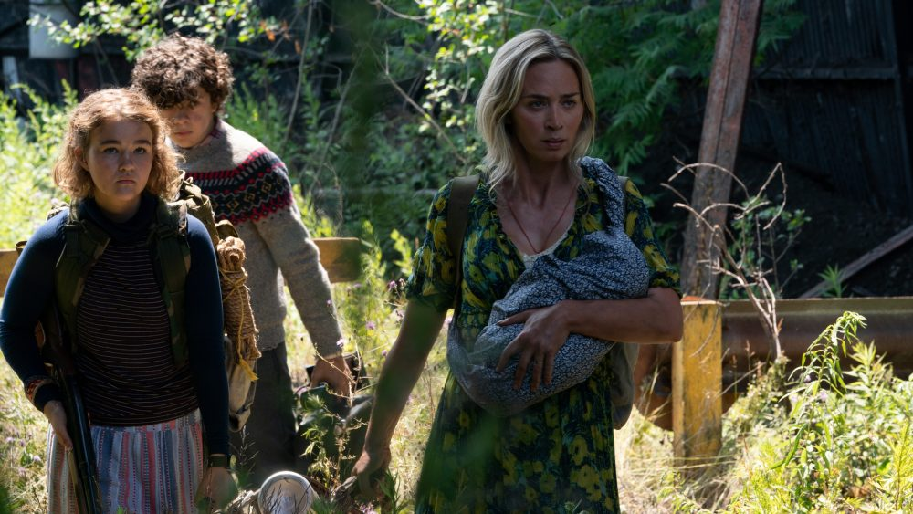 'A Quiet Place 2' Release Date Moves Up to May – Variety