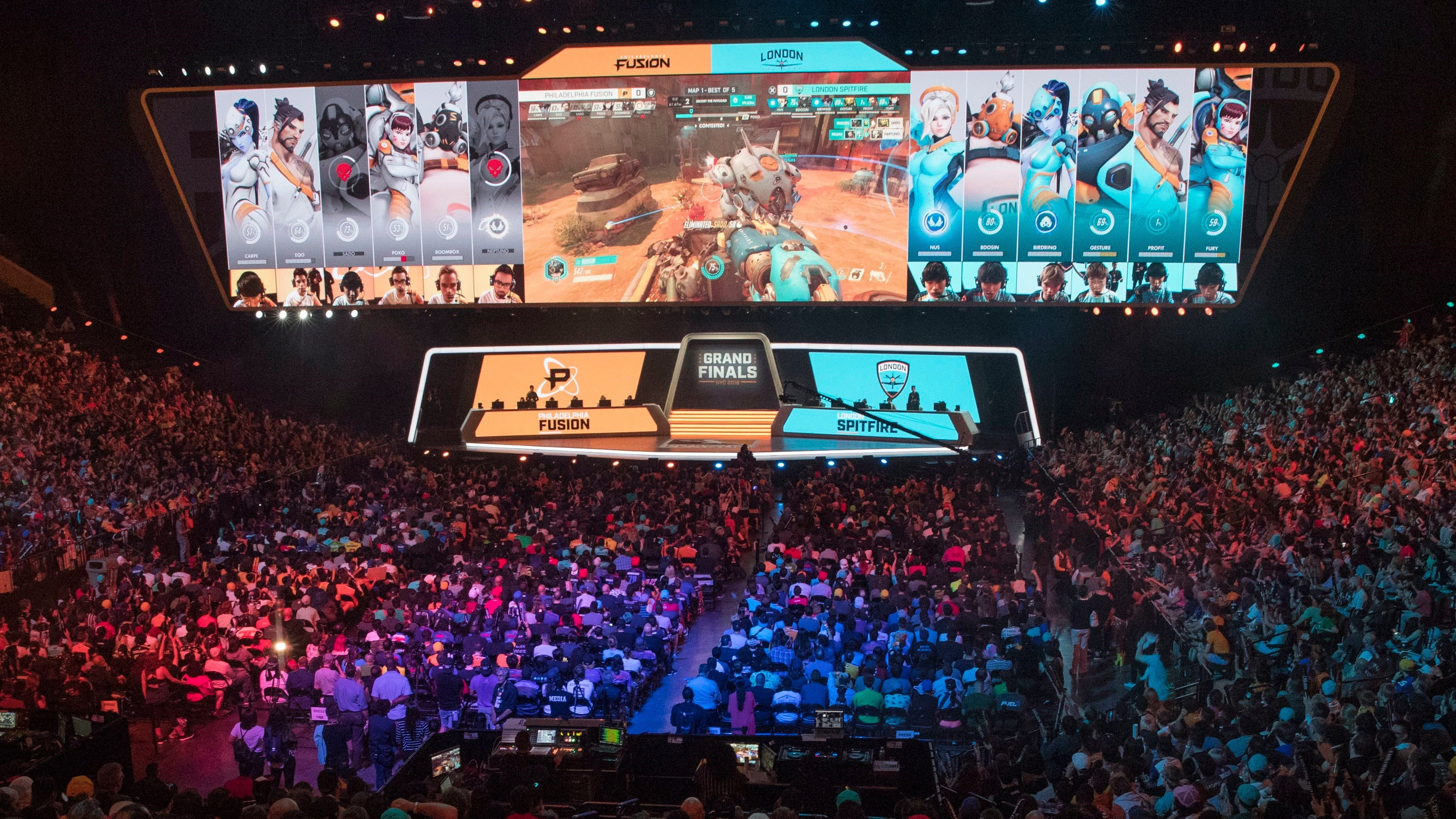 Overwatch League Cancels March, April Events Due to Coronavirus - Variety