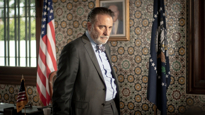 First Look: Andy Garcia in Action Drama 'Redemption Day' - Variety