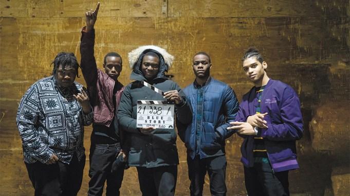 Blue Story Cast BBC Diversity