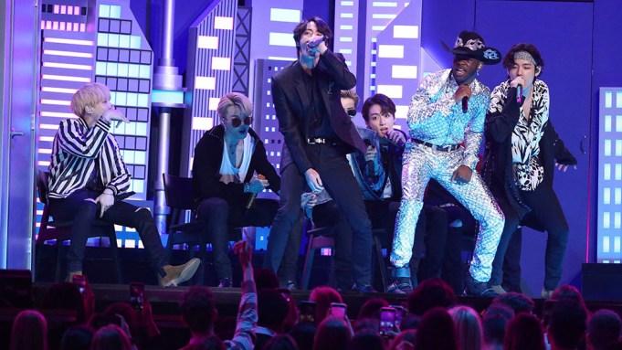 13+ Grammys 2020 Stage