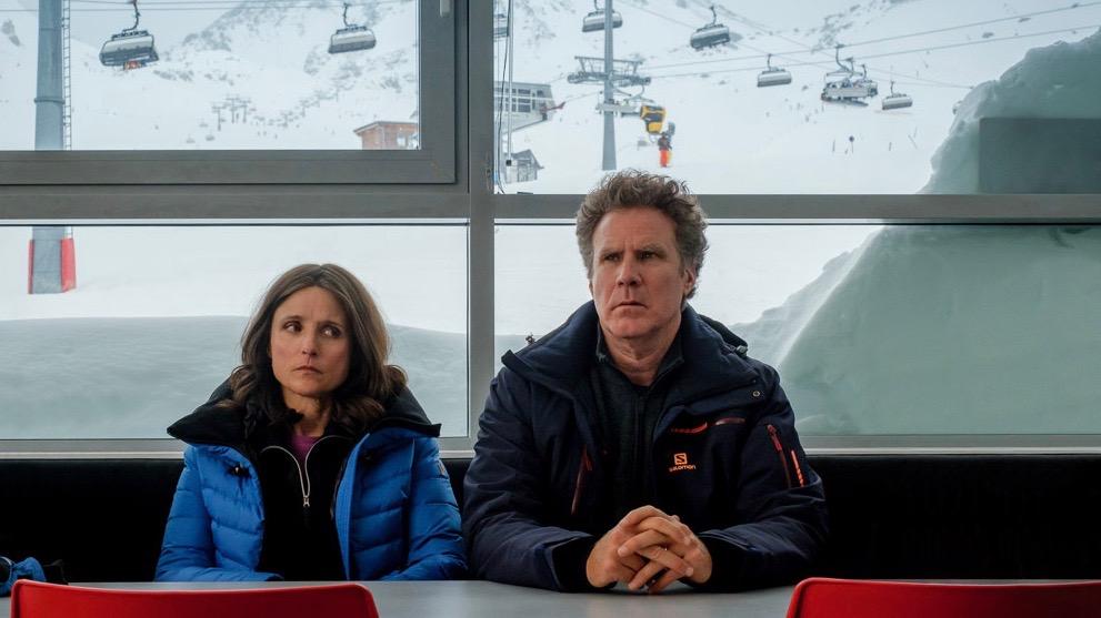 Downhill' Review: Ferrell, Louis-Dreyfus Redo a Swedish Art Thriller -  Variety