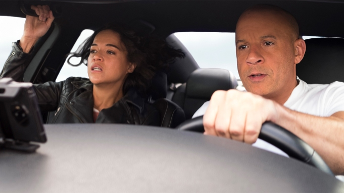 Fast and Furious 9 F9